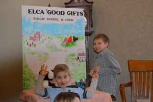 ELCA Good Gifts  Trinity Sunday School
